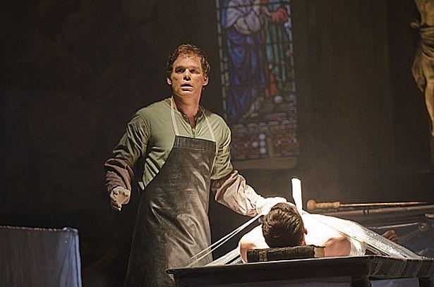 Dexter Burning Series