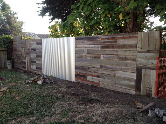 Top 25 Ideas About Fence Ideas On Pinterest Fence Design