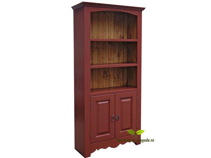 Книжный шкаф Библиотека BIBLIOTHEQUE avec Portes couleur | Интернет-магазин мебели