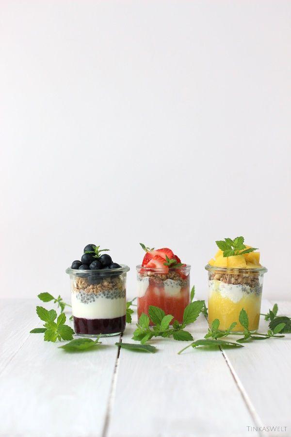 Tinkas Welt: EM 2016 - Früchtebecher, Ofengemüse und EM- Brote!