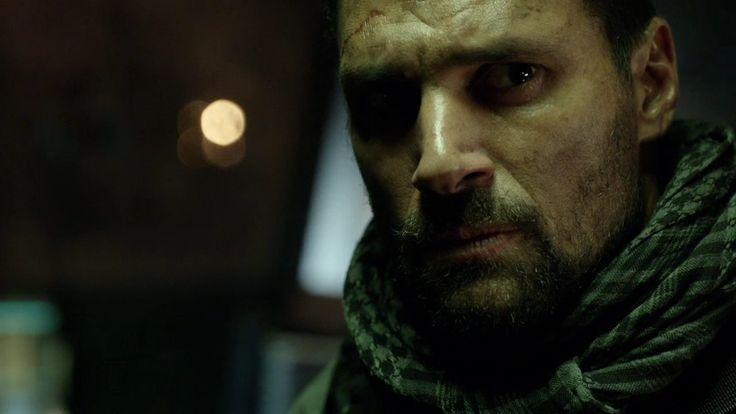 Manu Bennett as Slade Wilson / Deathstroke: Arrow