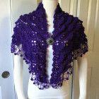 Wedding shawl, scarf, wrap, cape, capelet, cowl, newyear handmade gift