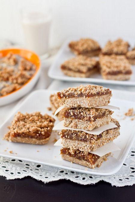 5 Ingredient No Bake Date Squares
