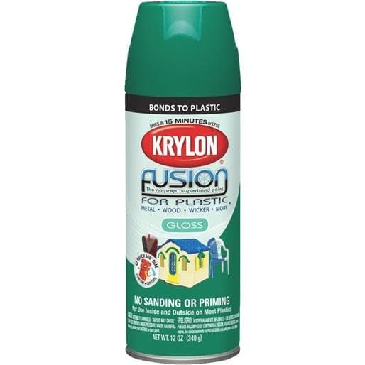 Krylon/Consumer Div Gls Sp Grass (Green) Spray Paint 2327 Unit: Each