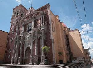 Querétaro.- Catedral