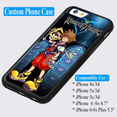 Kingdom Hearts Games Cartoon