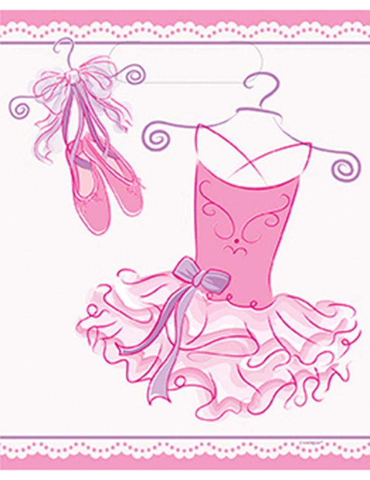 8 Sacchetti regalo Ballerina su VegaooParty, negozio di articoli per feste. Scopri il maggior catalogo di addobbi e decorazioni per feste del web,  sempre al miglior prezzo!