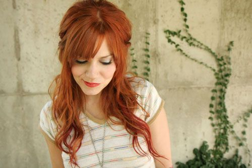 i love this color. what would happen if i dyed my hair? although I did swear never to do it again...