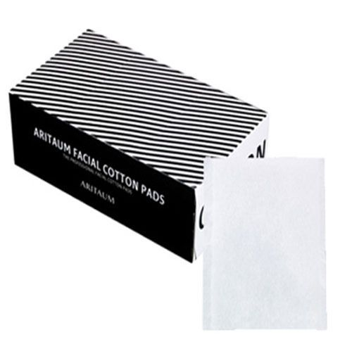 [Amore Pacific] ARITAUM Facial Cotton Pads 80pcs  x 2Boxes Soft Cotton Touch #Aritaum