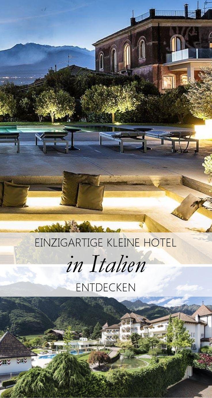 Kleine Hotels Italien sorgen in allen noch so unte…