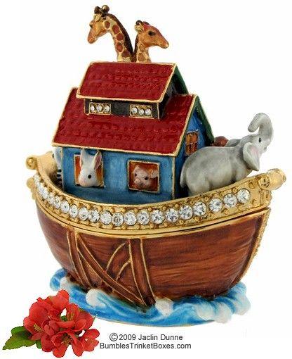 Trinket Box: Noah's Arc