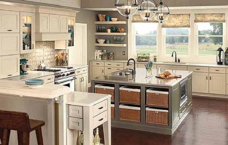 kraftmaid kitchen cabinets  Cupboards Kitchen and Bath KraftMaid