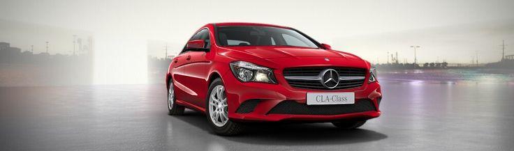 Mercedes-Benz CLA 180 CDI 1,5l Automatik 109 PS in Jupiterrot Quickcode: MHDHAFKC 38.818€ #Diesel