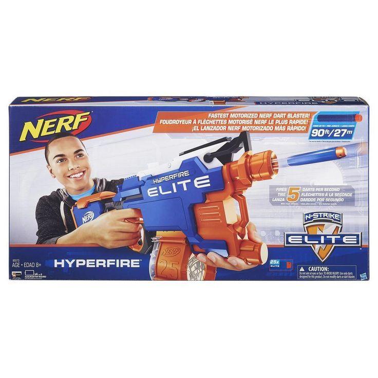 25+ best ideas about Nerf elite guns on Pinterest | Nerf ...