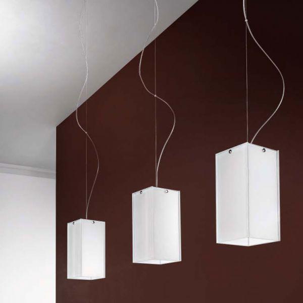 Gluèd sospensione - Linea Light  - Lampadari Sospensione - Progetti in Luce