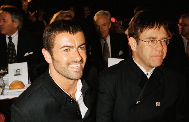 George Michael en Elton John
