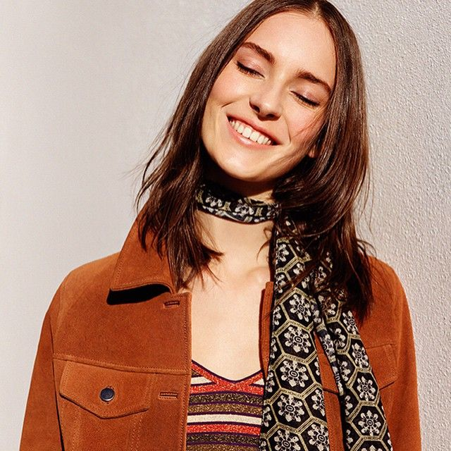 Say hello to our latest obsession: summer suede. Think '70s style jackets, patchwork skirts and some serious tassels. Shop the edit Topshop.com now. #topshop #topshopstyle #suede #patchwork #70s #western #fringing #tassels #ss15