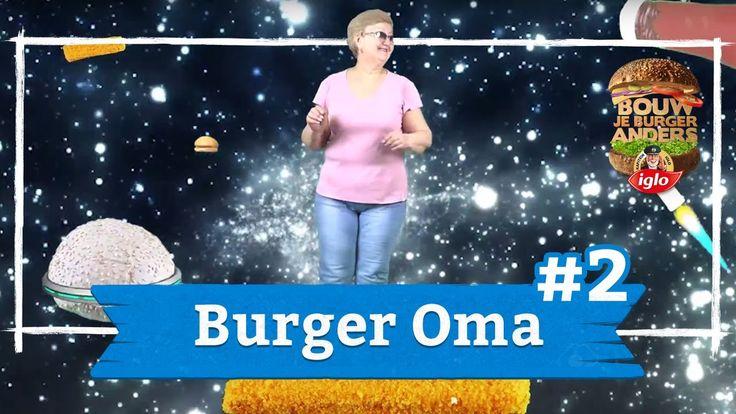 Buitenaards lekker broodje visstick– Iglo Burger Oma #2