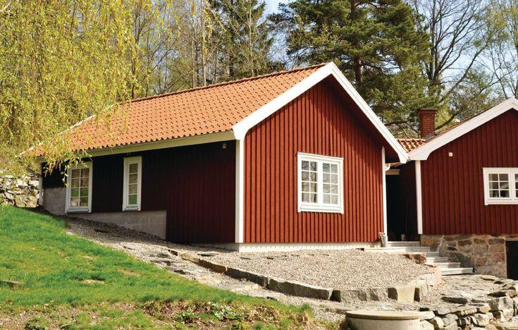 Sommerhus - Uddevalla, Sverige   dansommer