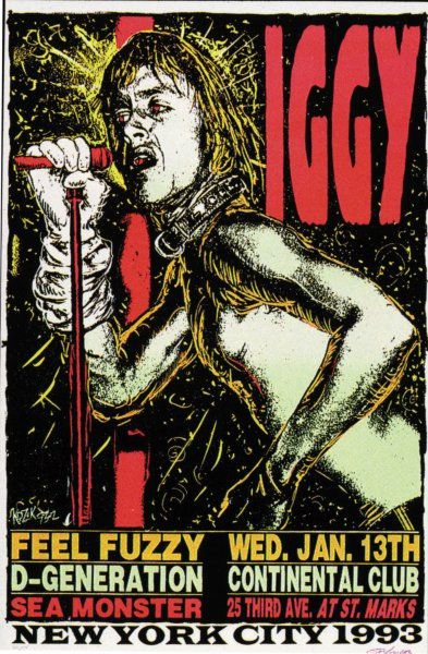 60 Concert Posters From Ten Amazing Artists | Smashing Magazine