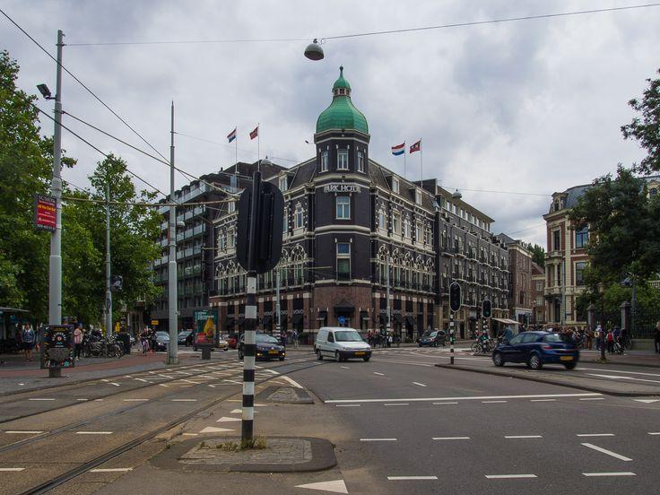 Park Hotel at Amsterdam in Zuid quarter