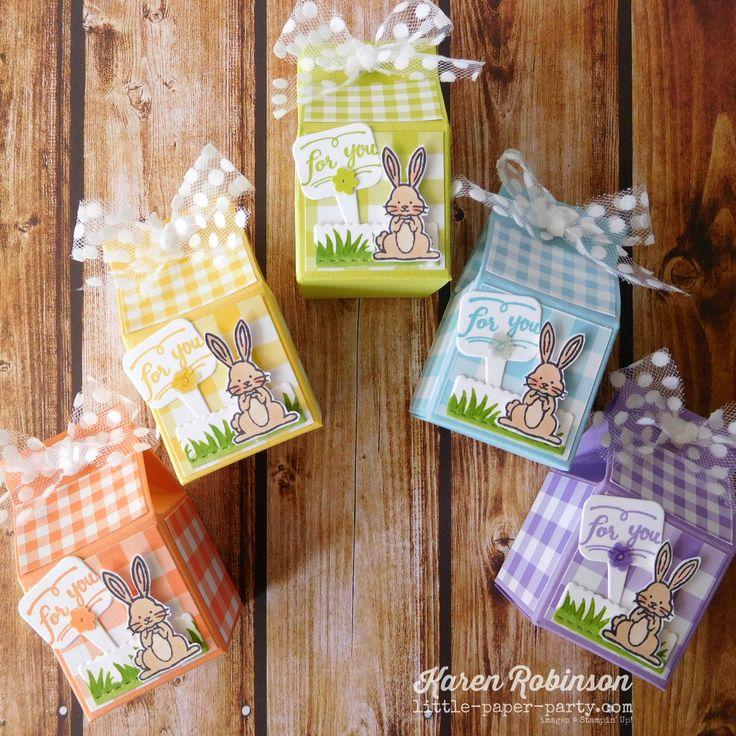 Bunny Hop 2019 – Mini Milk Cartons