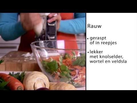 Puree van pastinaak en knolselderij | Groentehapje | Smikkels.nl