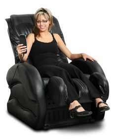 Zeus Shiatsu Power Massage Chair