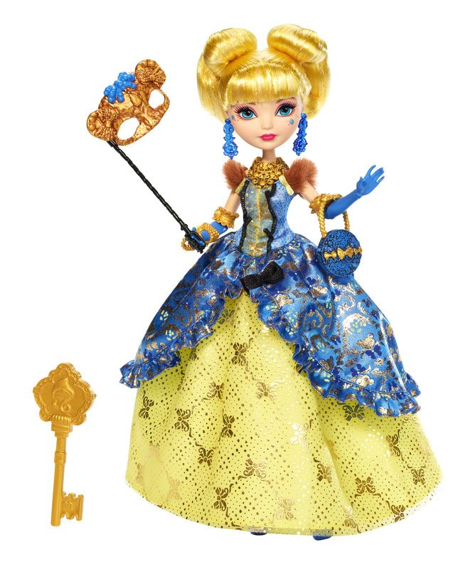 EVER AFTER HIGH™ Thronecoming™ Blondie Lockes™ - Shop Ever After High Fashion Dolls, Playsets & Toys | Ever After High