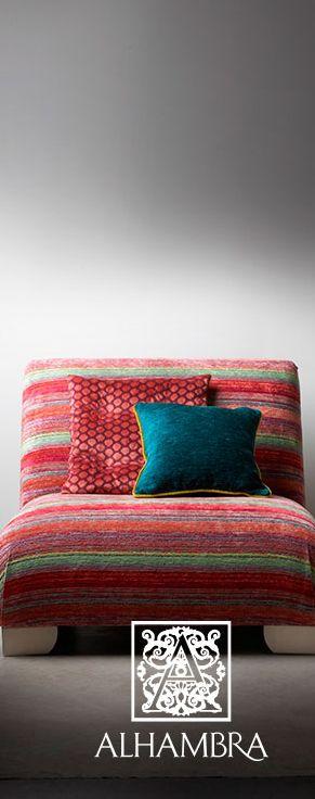 Textiles Abitare Interiorismo