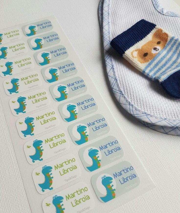 Etichette per vestiti personalizzate_ Bambini