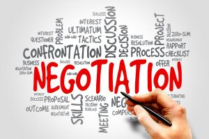 Property Negotiation tips - How to negotiate a great property deal out there.  It's safe to say that we are currently in a sellers' market. Competition is high and choices are limited. But this doesn't mean that we should forgo properties that we've had our eye on. Here are some tips for you to negotiate a property deal.