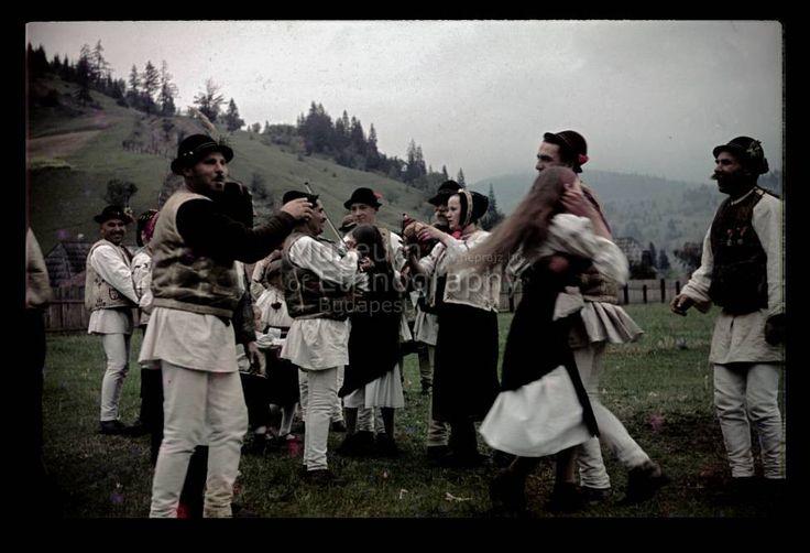 From Gyimes, NHA Néprajzi Múzeum | Online Gyűjtemények - Etnológiai Archívum, Diapozitív-gyűjtemény