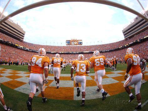 University of Tennessee - Neyland Stadium Photographic Print at AllPosters.com