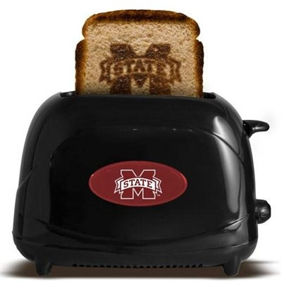 Mississippi State Bulldogs UToast Elite Toaster. WHY DON'T I OWN THIS?