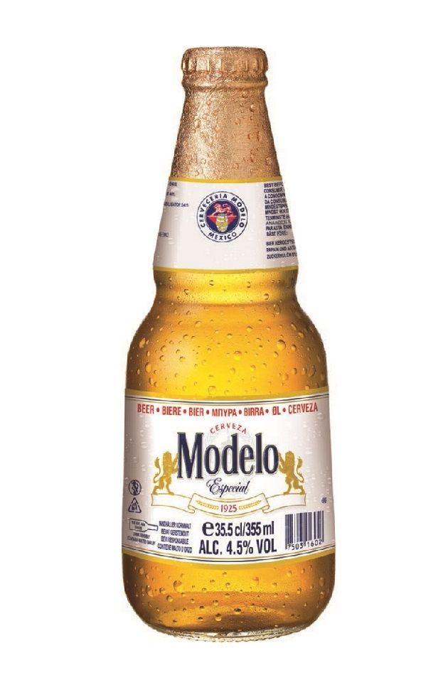 Modelo Especial, Pale Lager 4,5% ABV (Grupo Modelo (Corona), Méjico)