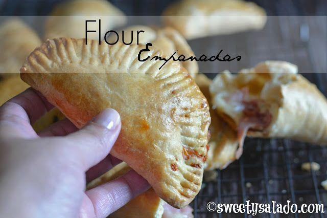 Flour Empanadas // Empanadas de Harina de Trigo