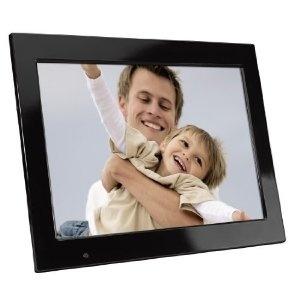 Hama Digitaler Bilderrahmen Premium (38 cm (15 Zoll) Display, CF/SD/SDHC/MMC/MS-Card, Bildrotation) inkl. Fernbedienung Sonderkonditionen « Digitaler Fotorahmen