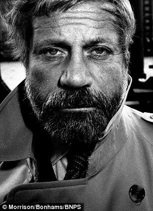 Oliver Reed: later years.