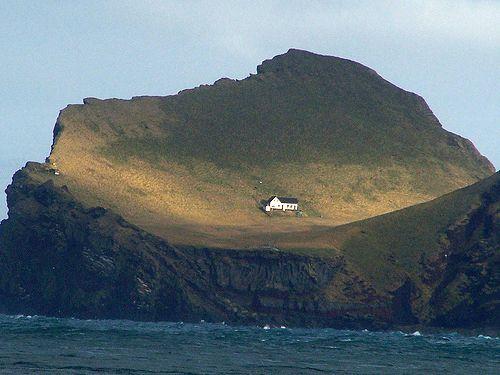 Elliðaey Hunting Lodge