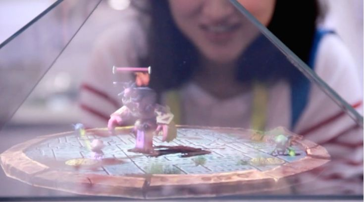 Holus Turns Any 2D Video into a 3D Hologram on your Desk - StackSocial Blog