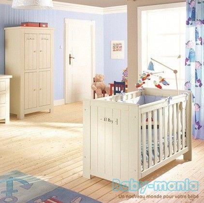 NOUVEAUTE 2015 Collection Barcelona PINIO Superbe mini chambre bébé évolutive pour votre petit garçon ou votre petite fille,2 éléments avec un lit 140x70 cm transformable avec tiroir et une armoire 2 ou 4 portes avec 6 étagères.http://www.baby-mania.com/…/PINIO-Barcelona-Pin-Massif-2-me… Prix 839 euros au lieu de 933 euros 10% de réduction avec le code promo pour encore mieux vous servir Baby-mania.com