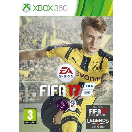 FIFA 17 Xbox 360 Game FIFA 17 delivers an authentic balanced and exciting football experience with improvements both on and off the pitch In addition to innovation in Career Mode and FIFA Ultimate Team - FIFA 17 on Xbox 36 http://www.MightGet.com/january-2017-13/fifa-17-xbox-360-game.asp