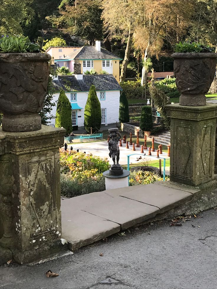 Beautiful Port Meirion