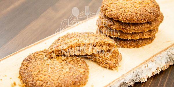 LowCarb || Kokos-Zimt-Cookies