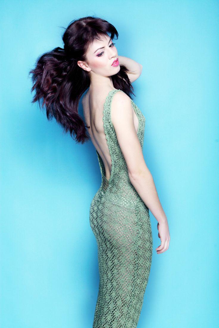original prom lace dress #lace #promdress #knitteddress