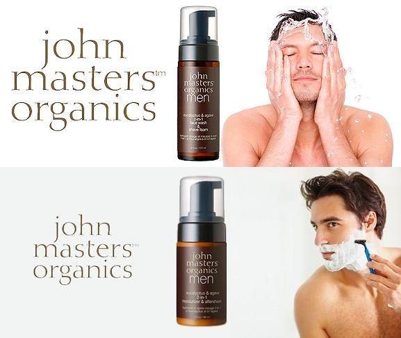Veri prodotti da uomo per la detersione, la rasatura e l'idratazione della pelle maschile: sono i prodotti Men Care di John Masters Organics. Gli unici, i soli 100% organici e certificati, i prodotti migliori per l'uomo che vuole essere sempre curato e in ordine, in ogni occasione!