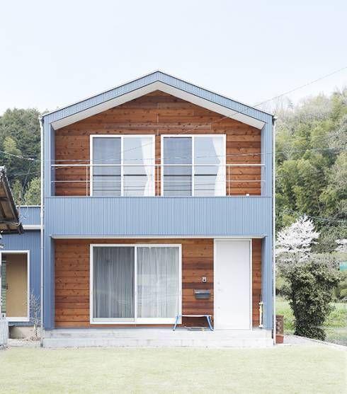 K邸 2012: ELD INTERIOR PRODUCTSが手掛けたtranslation missing: jp.style.家.modern家です。