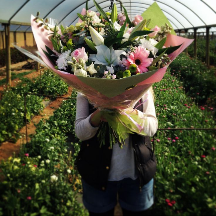 Bouquet Arrangement by Avonlea Flowers