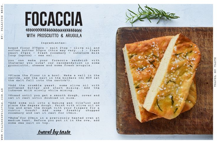 Italian Focaccia Recipe.. you really need to try this out!